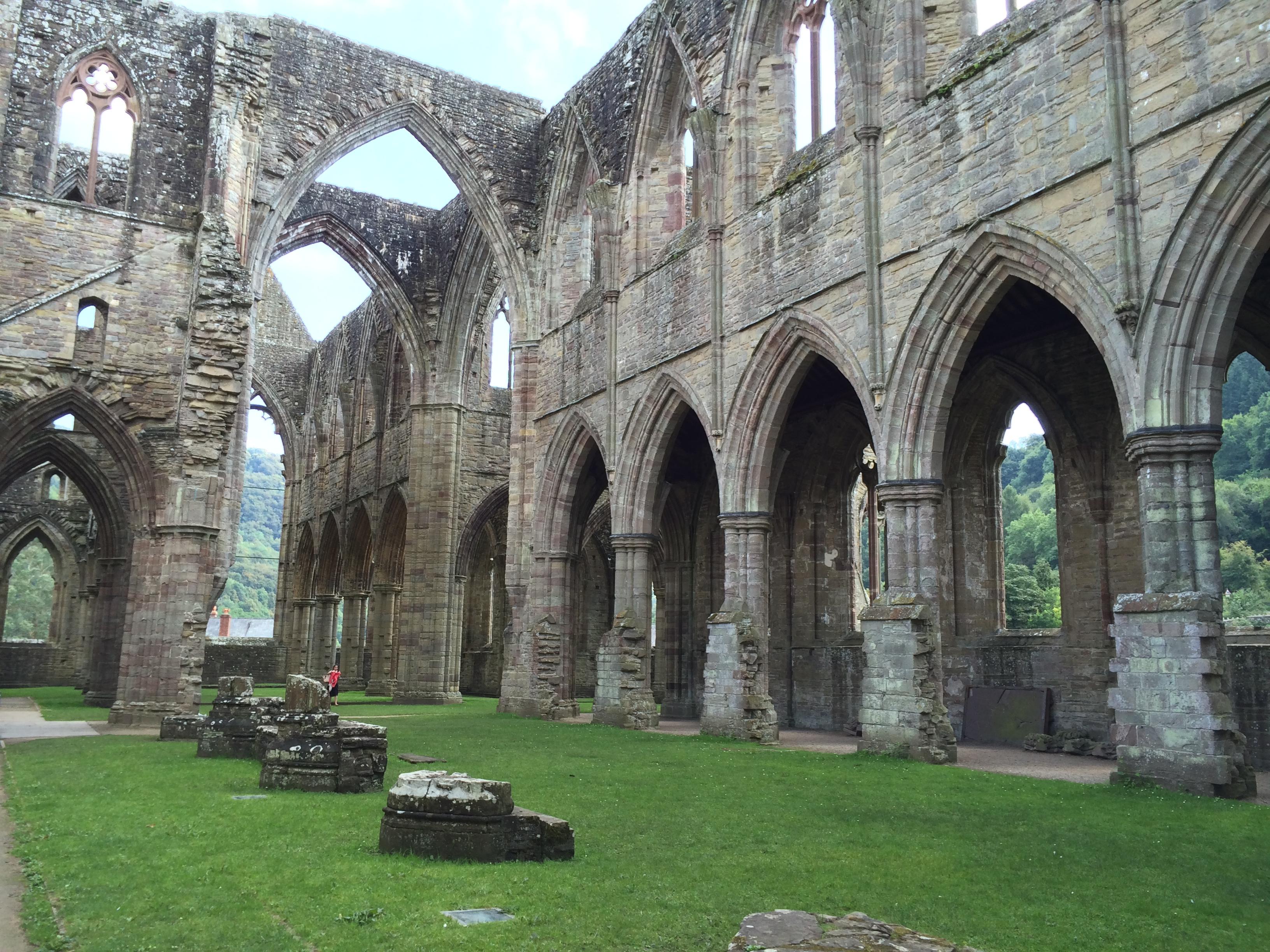 Tintern abbey shmoop
